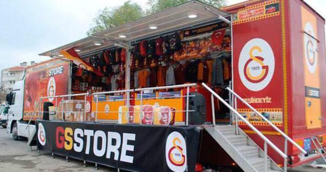 Galatasaray'a soygun şoku
