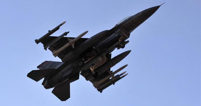 Taliban, ABD F-16'sını vurdu