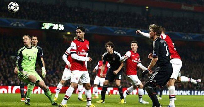Arsenal - Bayern Münih Şampiyonlar Ligi maçı ne zaman saat kaçta hangi kanalda?