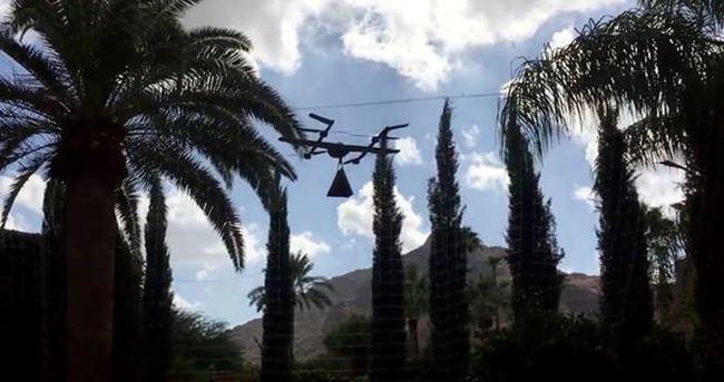 İşte Google'ın kargo drone'u