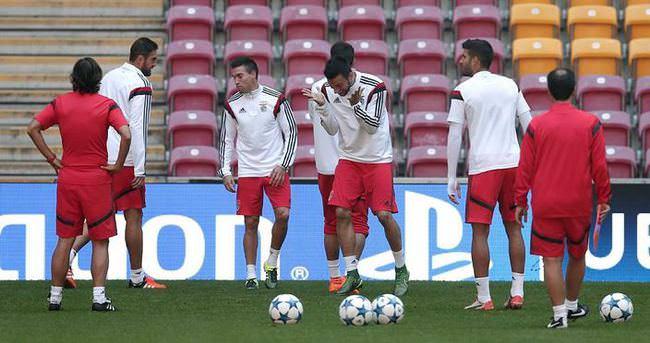 İşte Benfica'nın Galatasaray maçı 11'i