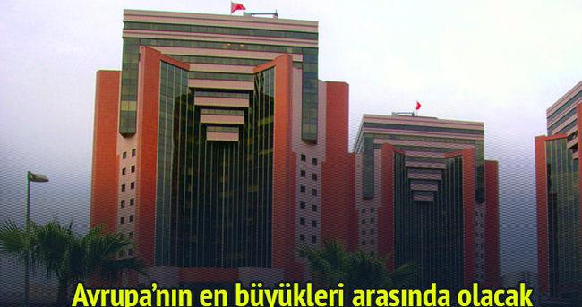 İstanbul Dünya Ticaret Merkezi'nden 500 milyon dolarlık yatırım