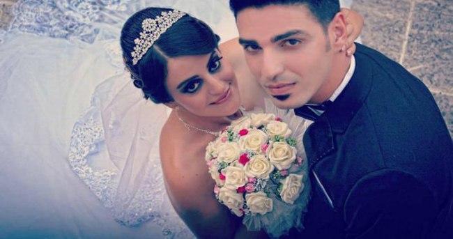 Yeni evlenen çifti trafik kazası ayırdı