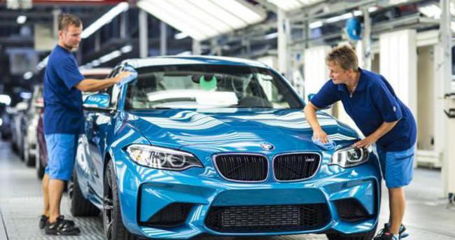 BMW M2'nin üretimine başlandı