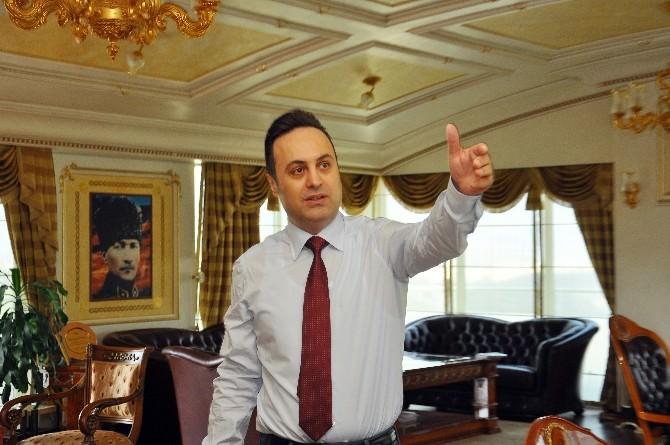 """Myp Lideri Yılmaz: """"Çekil De Siyasetin Önü Açılsın"""""""