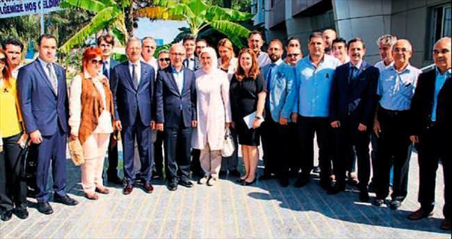 Tarsus OSB otoyol bağlantısı istiyor