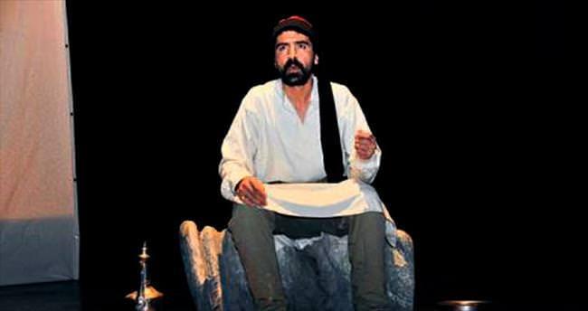 'Yunus Emre' oyunu başkent sahnesinde