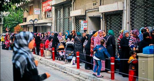 Suriyeli sığınmacılara UNICEF'ten yardım eli