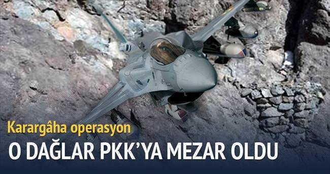 Doski PKK'ya mezar oldu
