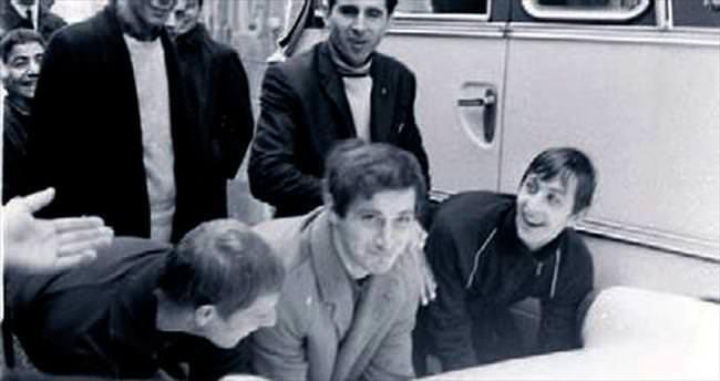 Johan Cruyff'un İstanbul çilesi