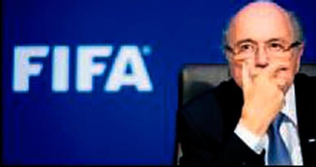 Blatter'e yeni engel