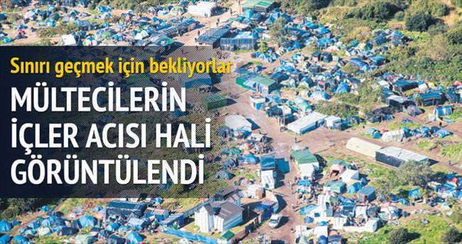 Mülteciler şehri...