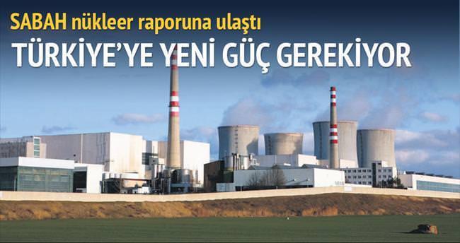 Yenilenebilir yetmiyor nükleer santral şart