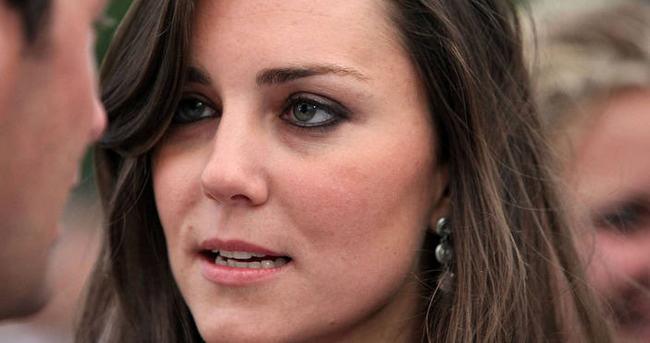 Kate Middleton'ın görkemli dönüşü