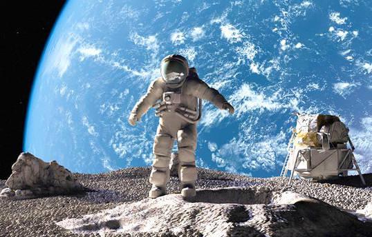 NASA'dan canlı yayın