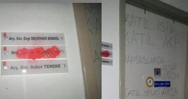Akademisyenlerden Hacettepe'deki saldırıyı kınama