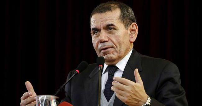 Dursun Özbek: UEFA'yı ikna edeceğim