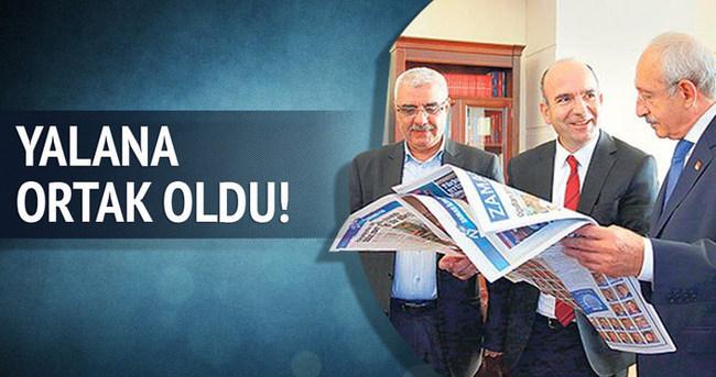 Paralel Yapı yalanları için Kılıçdaroğlu'nu kullandı!