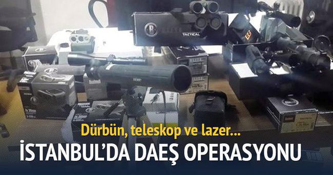 İstanbul'da DAEŞ operasyonu: 12 gözaltı