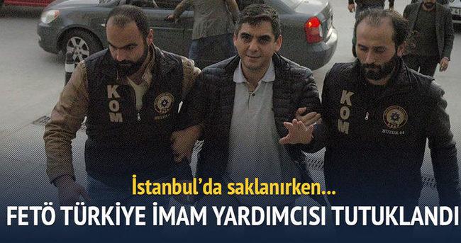 FETÖ'nün 'Türkiye imam yardımcısı' tutuklandı