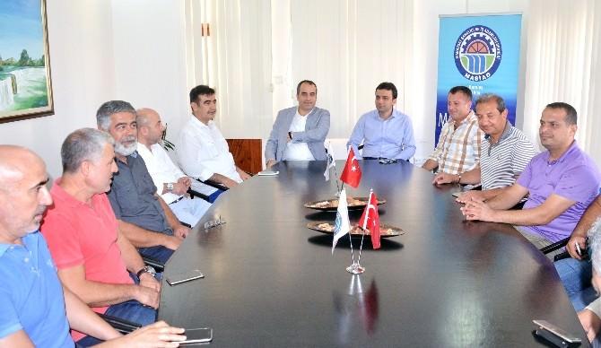 Köse, Seçim Çalışmalarına Manavgat'ta Devam Etti