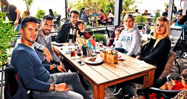 Galatasaraylılar alışverişte