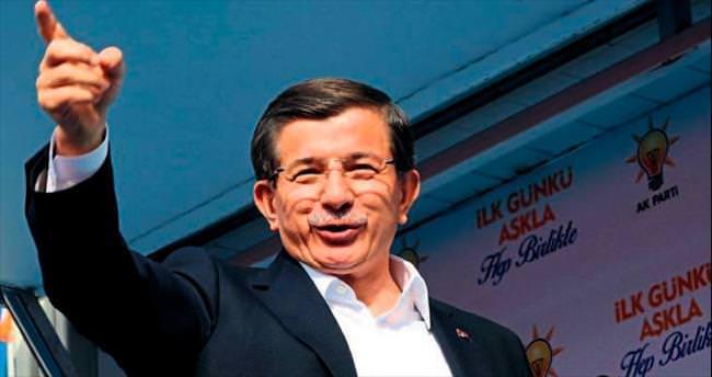 Başbakan Davutoğlu İzmir ile buluşuyor