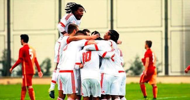 Benfica'dan 11 gol yediler