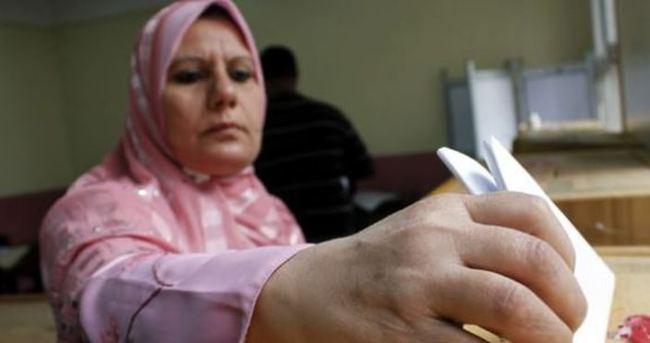 Mısır'da seçimin ilk turu sona erdi