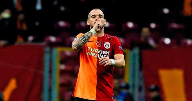 Galatasaray klasiği!