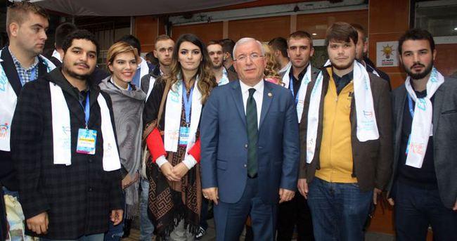 Balkanlı gençler: Türkiye güçlüyse biz güçlüyüz