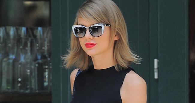 Taylor Swift içini döktü