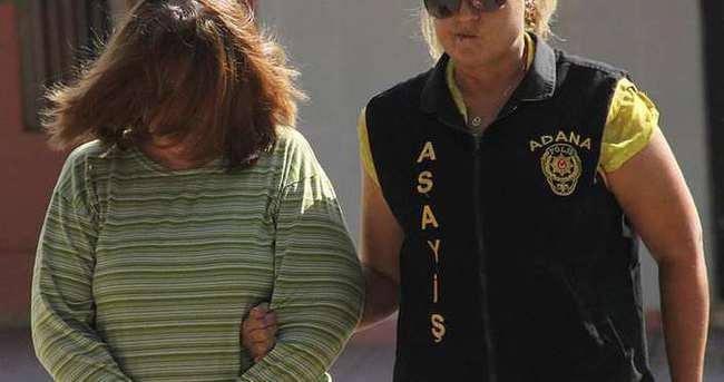 Öz kızına fuhuş yaptıran anneye ev hapsi cezası