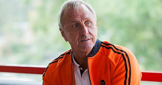 Cruyff'a kanser teşhisi kondu