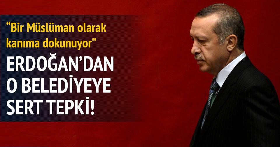 Erdoğan'dan HDP'nin karikatürüne tepki