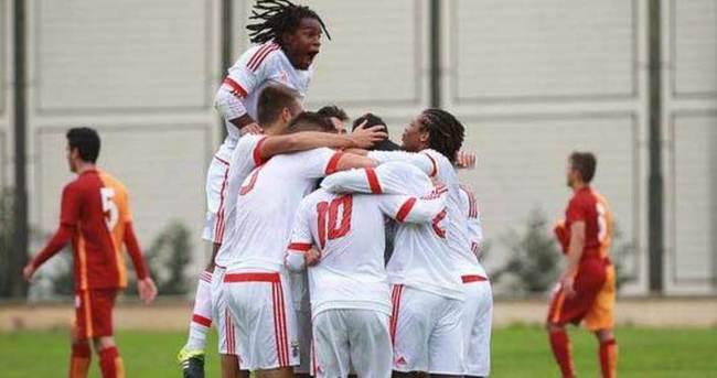 Galatasaray-Benfica maçına soruşturma