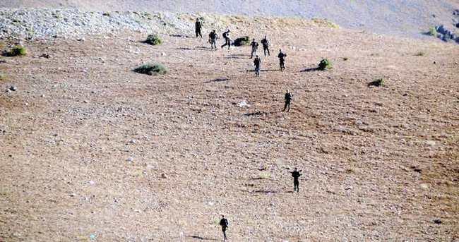 Ovacık'ta 3 terörist öldürüldü!