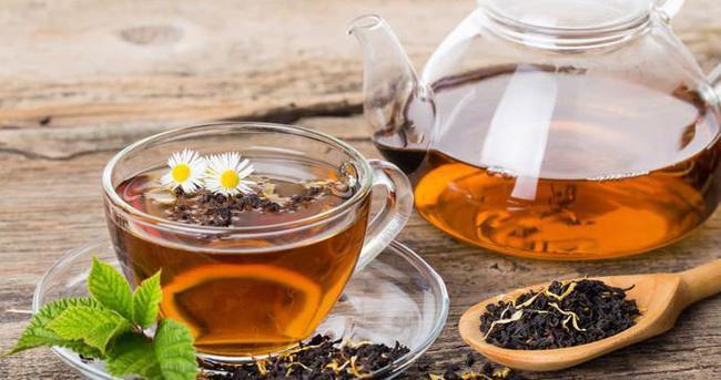 Gribe karşı 6 çay!