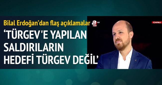 Bilal Erdoğan: TÜRGEV üzerinden ailem hedef alınıyor