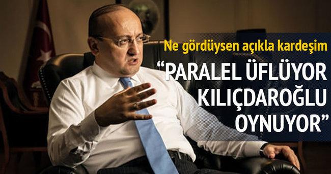 'Paralel üflüyor, Kılıçdaroğlu oynamaya başlıyor'