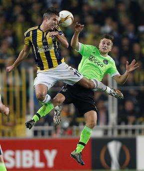 FB Ajax'ı tek golle devirdi