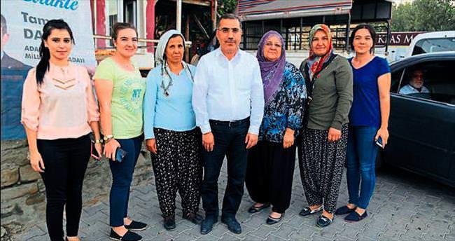 Çelikcan: AK Parti ilkleri gerçekleştirdi