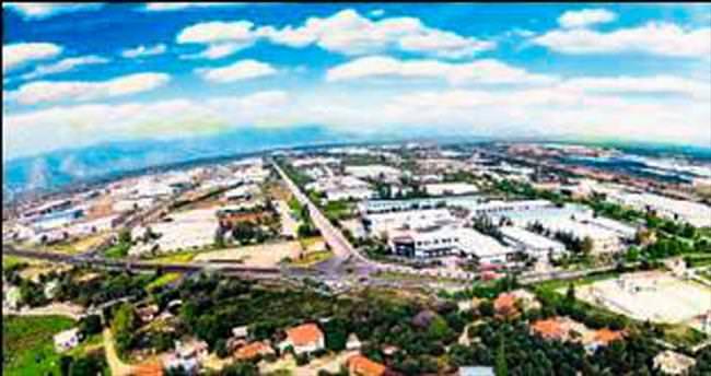 Antalya OSB'den doğa dostu proje