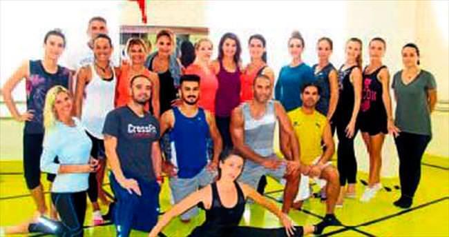 Antalya'da yeni trend bar pilates