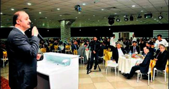 Din görevlilerine istişare toplantısı