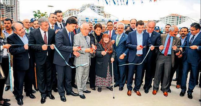 Altındağ 'Yıldız Parkı' ile yeni bir yeşil alana kavuştu