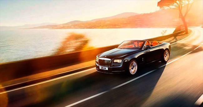 Rolls-Royce'un cabrio yorumu