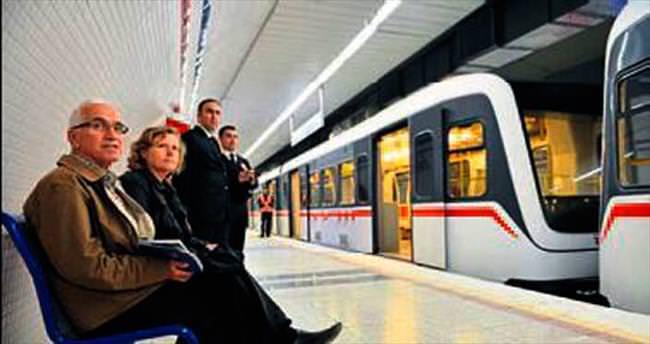 Buca Metrosu için beş firma yarıştı