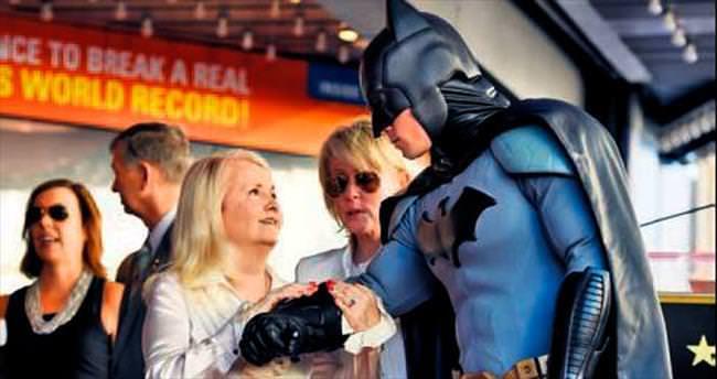 Batman'in yaratıcısına vefa