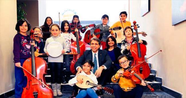 Müziğin kalbinde akademik eğitim